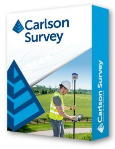 Carlson Survey Software software for surveying construction layout