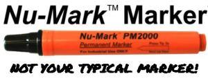 NuMark Marker logo