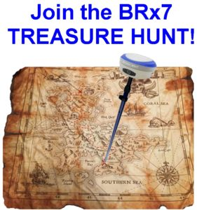 BRx7 Treasure Hunt