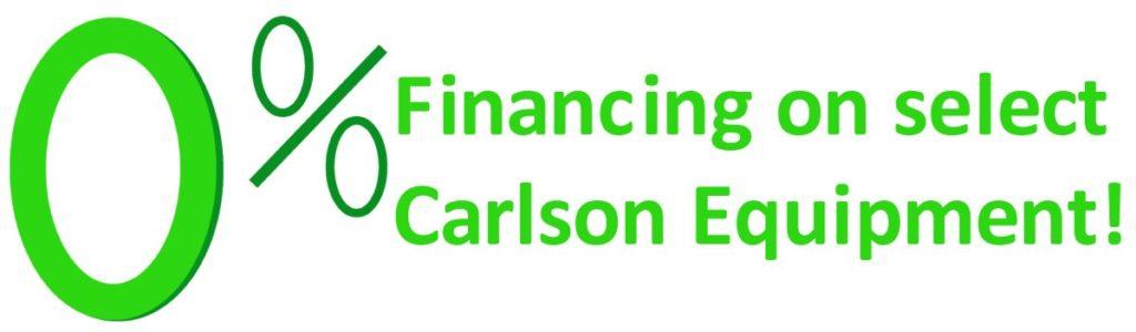 zero percent financing offer